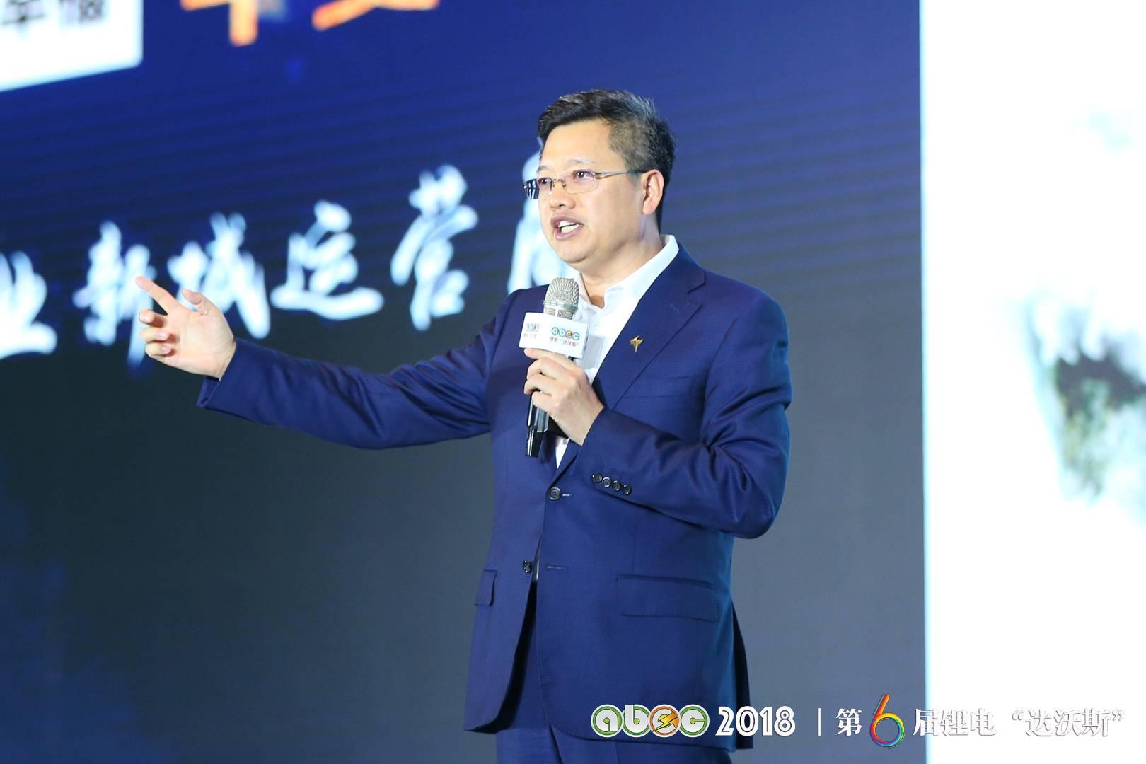 于德翔:电动汽车行业成风口 特来电构建充电网生态