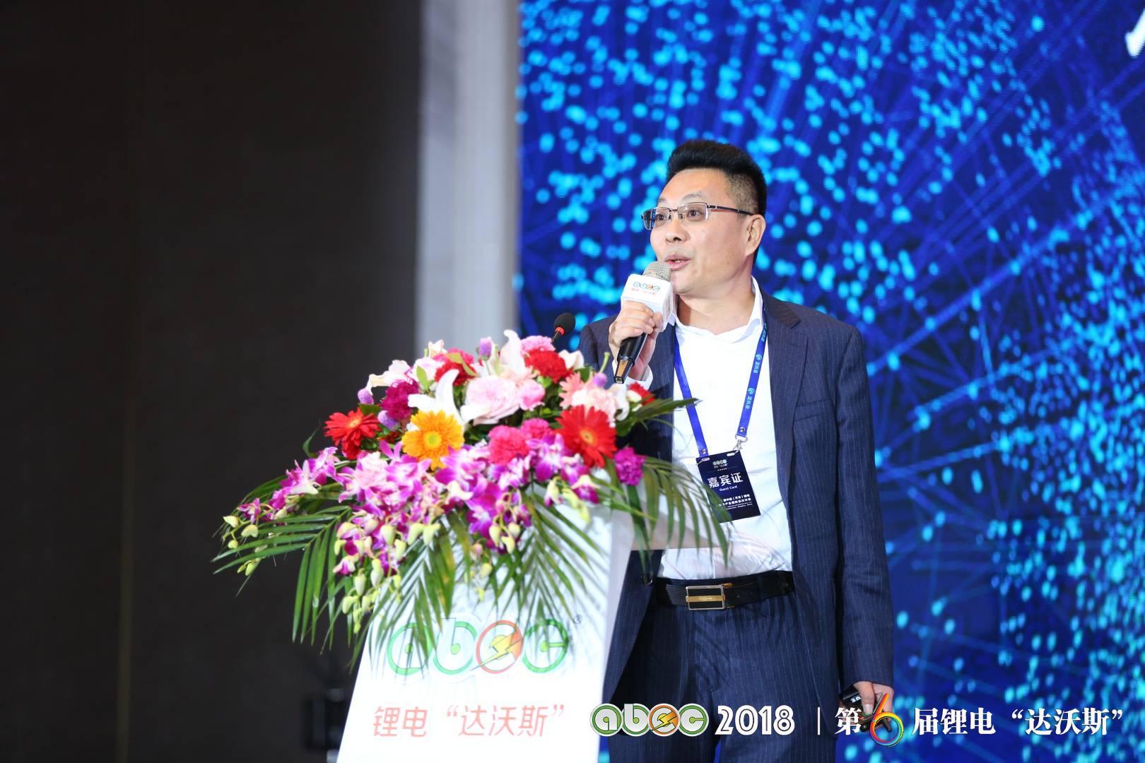 大族激光科技产业集团股份有限公司集团副总裁黄祥虎