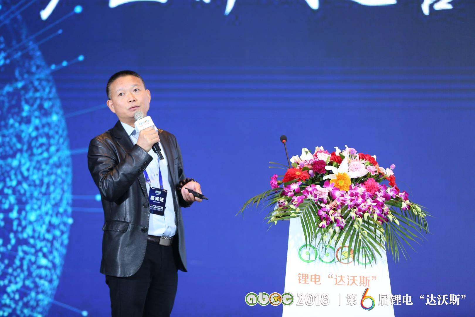 佛山市金银河智能装备股份有限公司锂电装备事业部总经理李小云