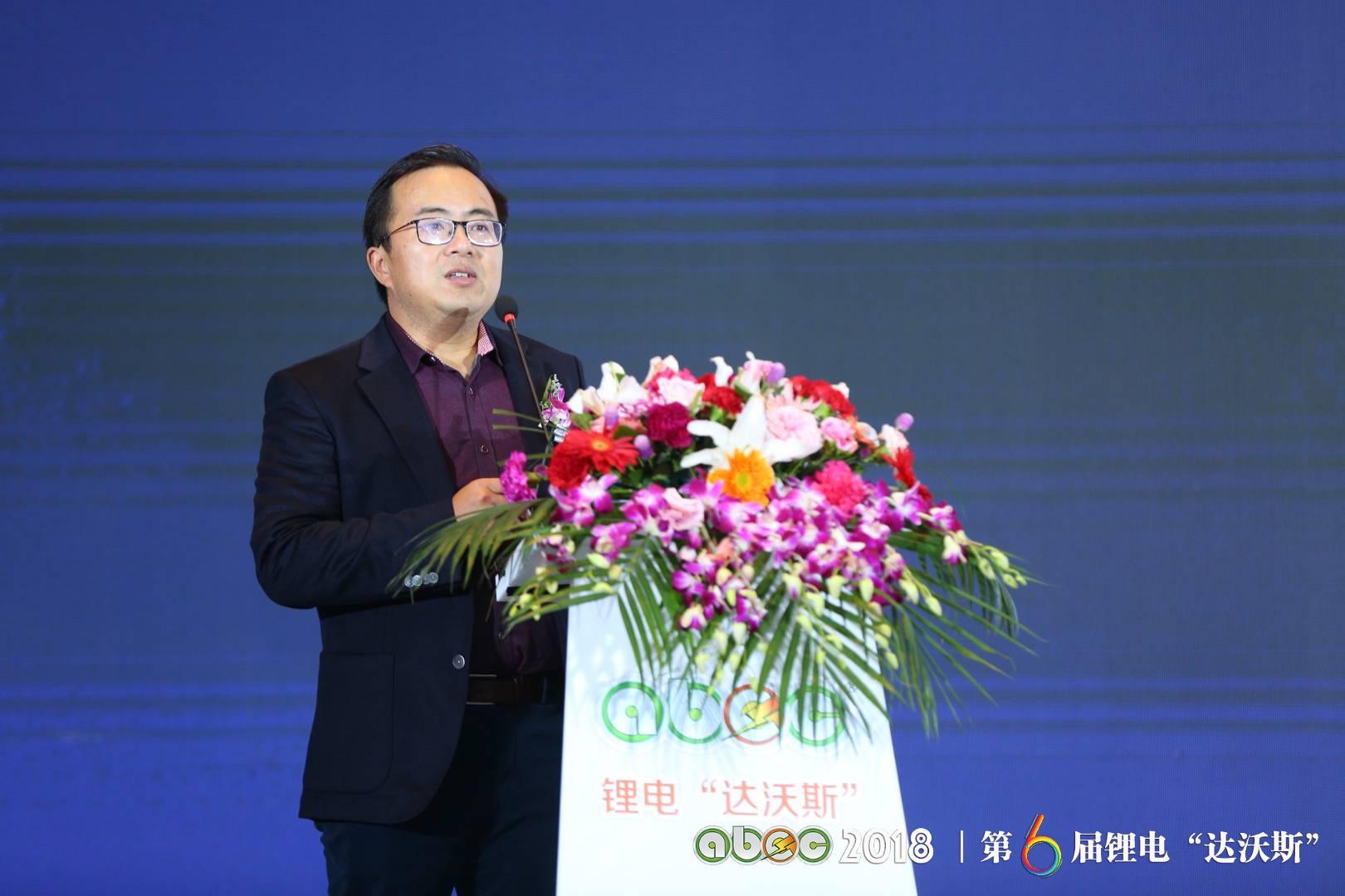 奇瑞新能源汽车技术有限公司副总经理/研究院院长倪绍勇