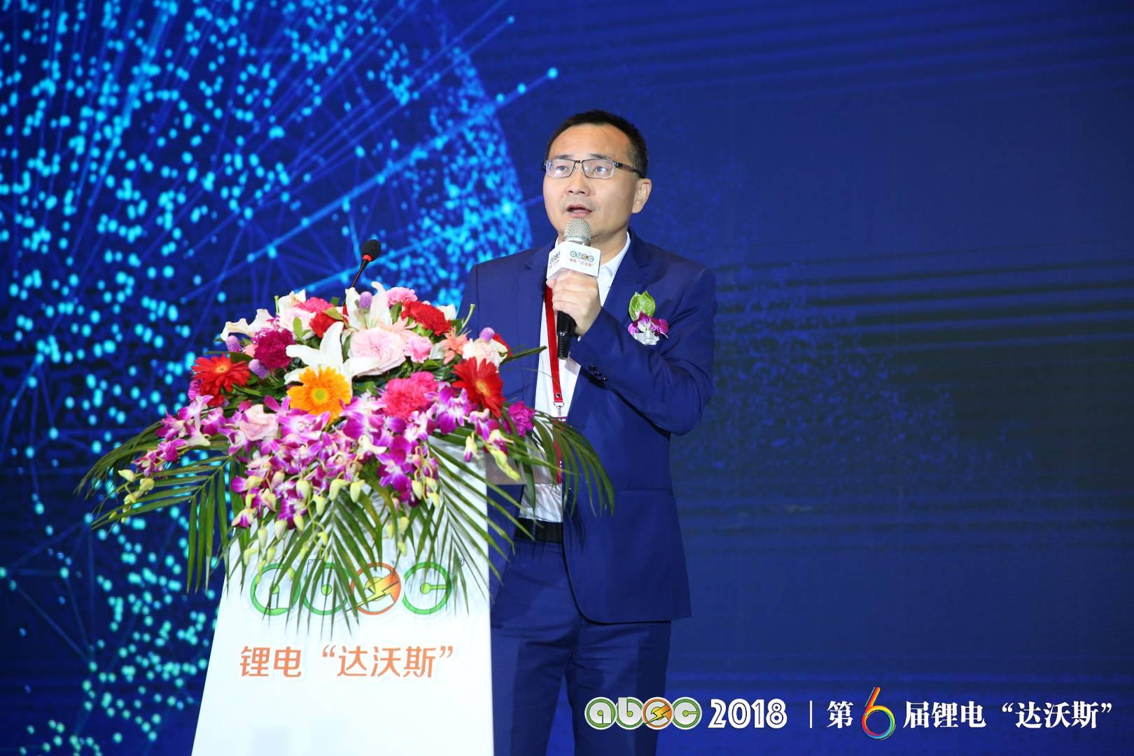 新特电动汽车工业有限公司智能互联中心总经理肖华东