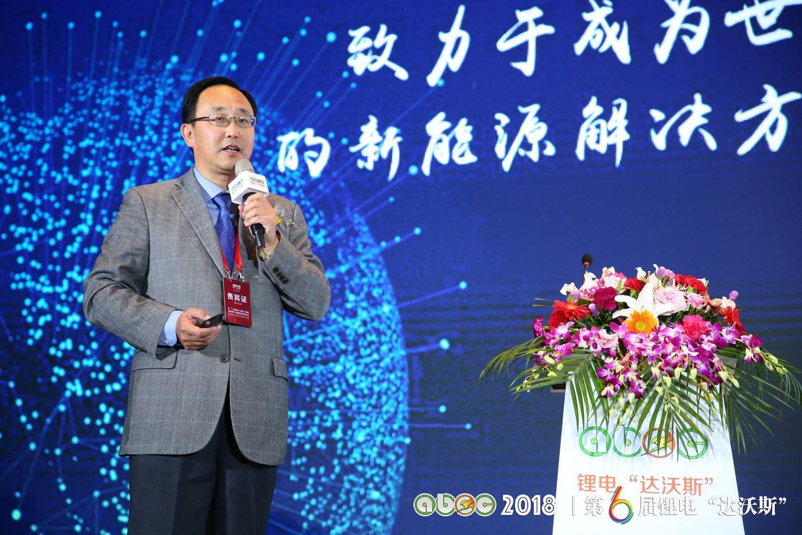 欣旺达电子股份有限公司集团副总裁兼新濠天地板块总裁梁锐