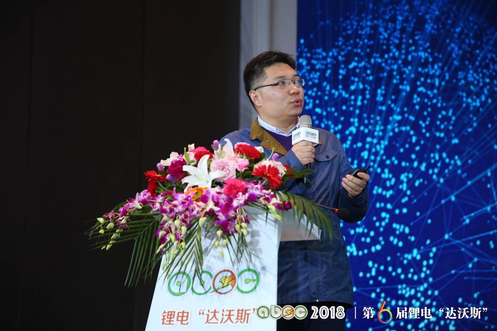 梁鹏:华世洁NMP回收新工艺 生产1亿Ah电池节省357万元/年