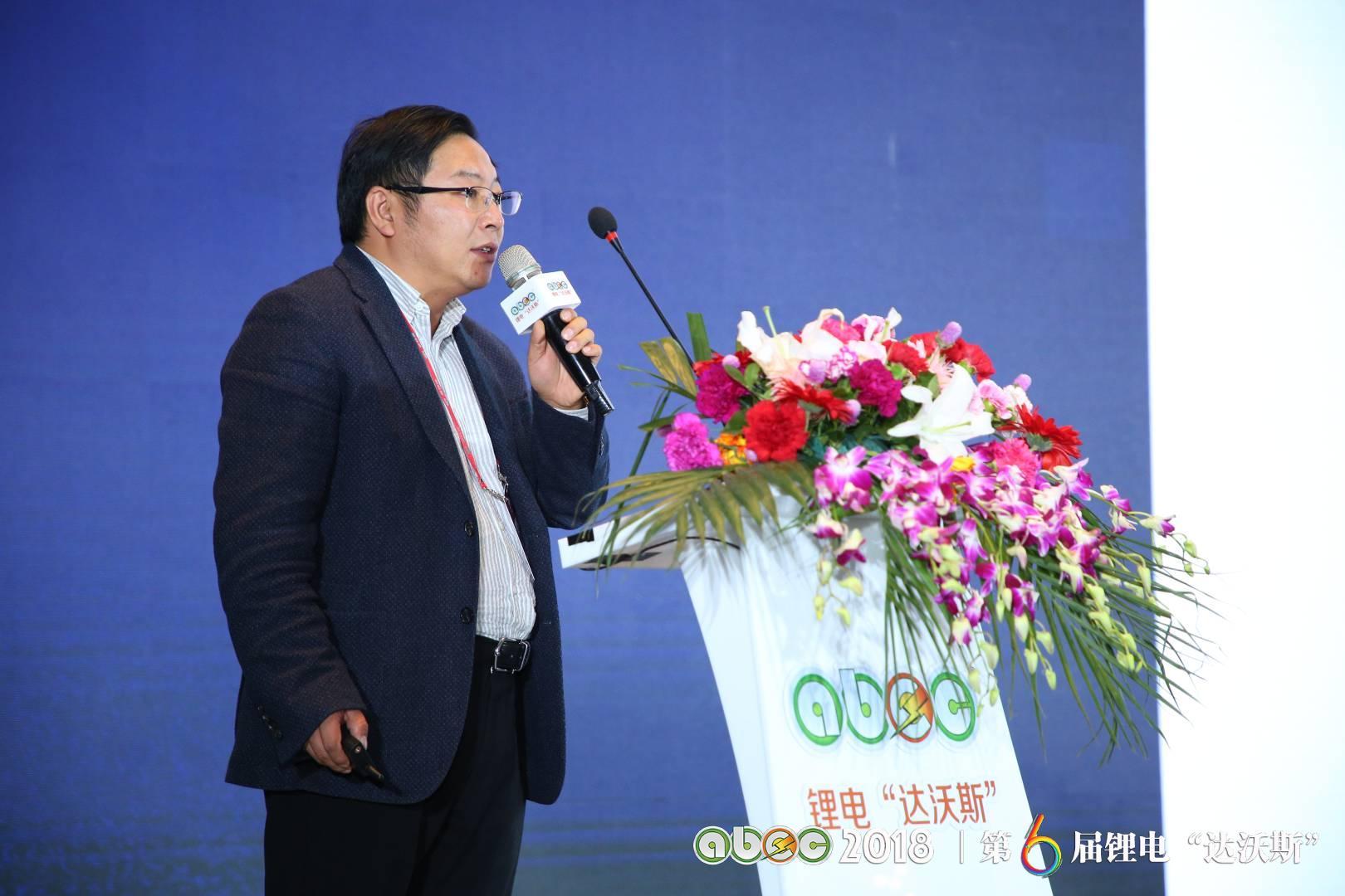彭政峰:中国新能源汽车和锂电池产业链投资机遇