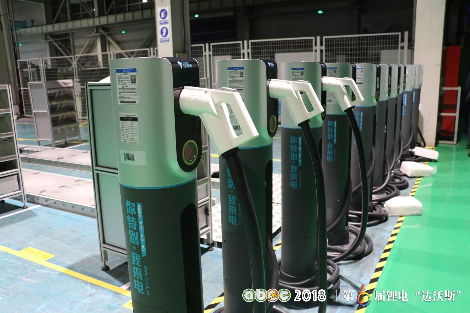 青岛特锐德电气股份有限公司&特来电新能源有限公司