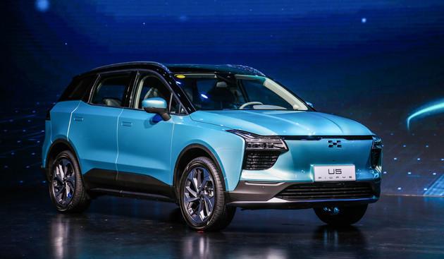爱驰宣布蔡建军正式加盟 首款车U5明年投产交付