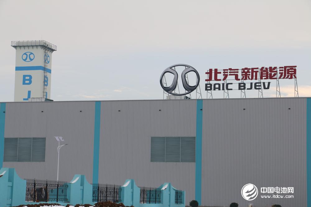 北汽蓝谷:北汽新能源1-11月生产9.89万辆 销售12.84万辆