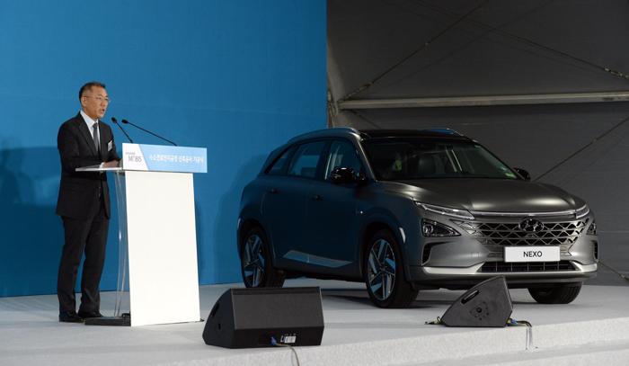 【燃料电池周报】40辆中通氢燃料客车将交付大同!现代汽车464亿巨资发展燃料电池系统