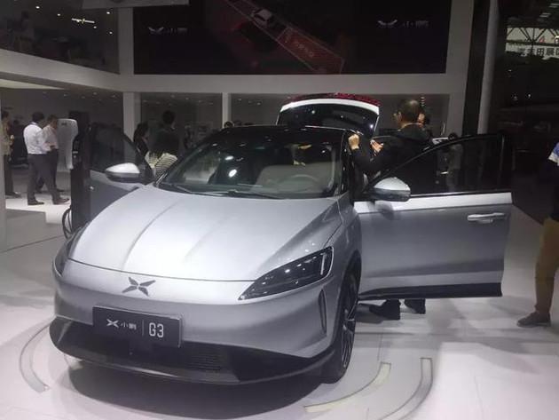 小鹏G3上市即交付 综合补贴后全国统一售价13.58-16.58万元