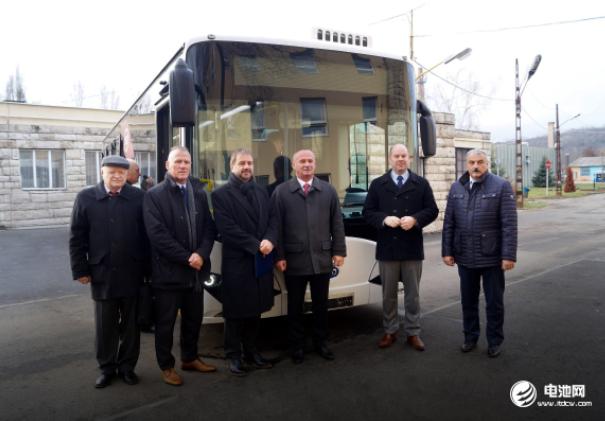 比亚迪欧洲市场再突破 纯电动大巴首次登陆匈牙利