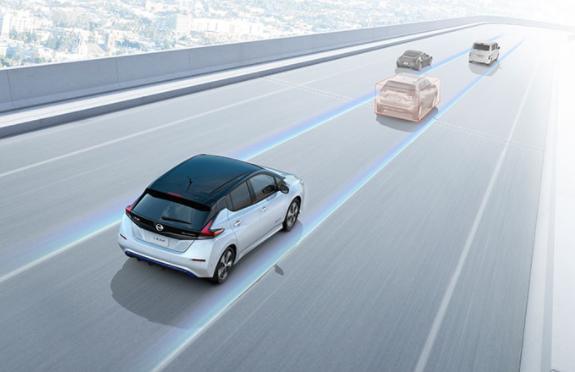 东风日产发布智能技术导入日程表 车企自动驾驶较量升级