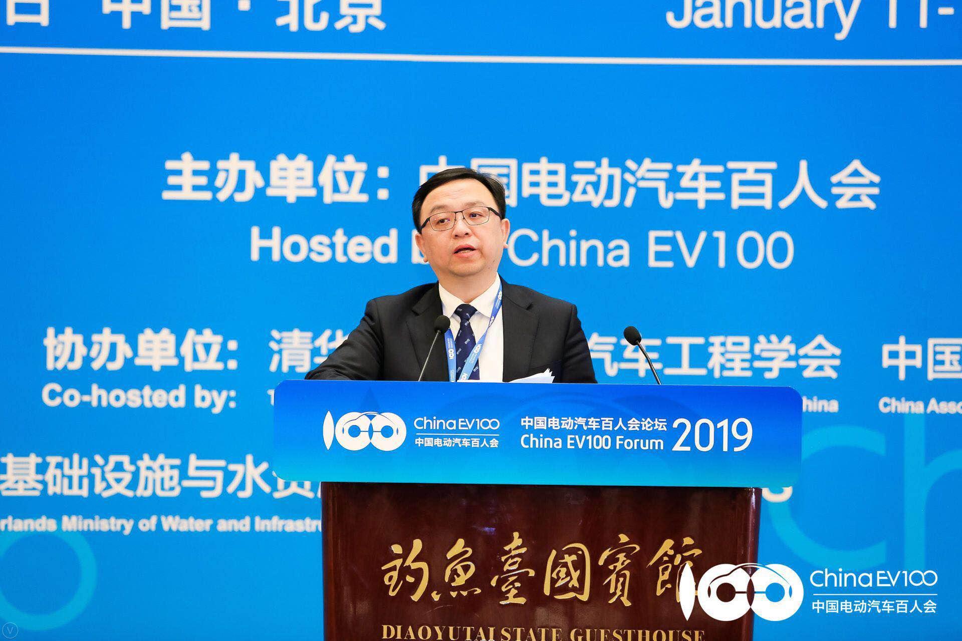 王传福:新能源汽车一半政策市场一半是市场推广