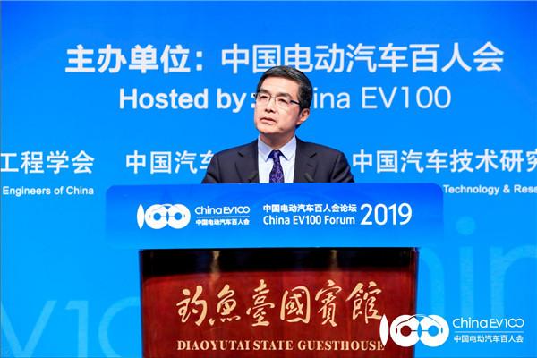 欧阳明高:中国需追赶固态电池前沿技术