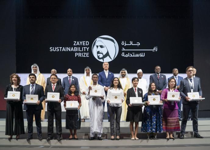 新能源界奥斯卡在阿联酋揭晓!比亚迪王传福担任评委