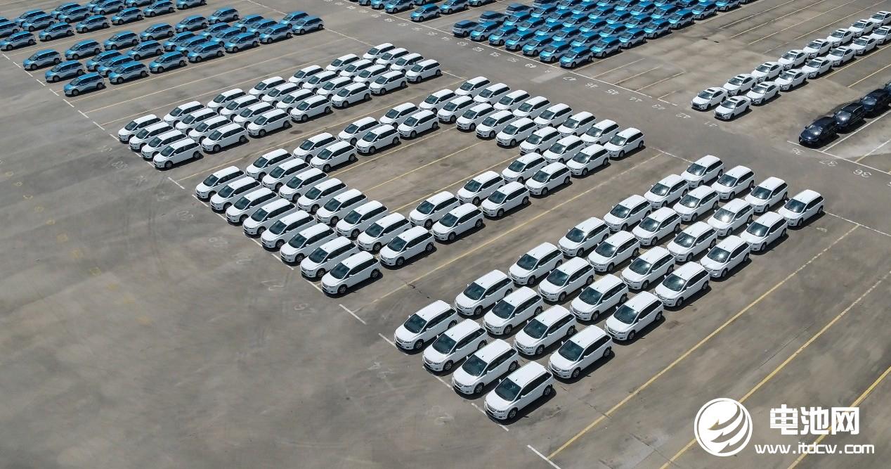 新能源乘用车