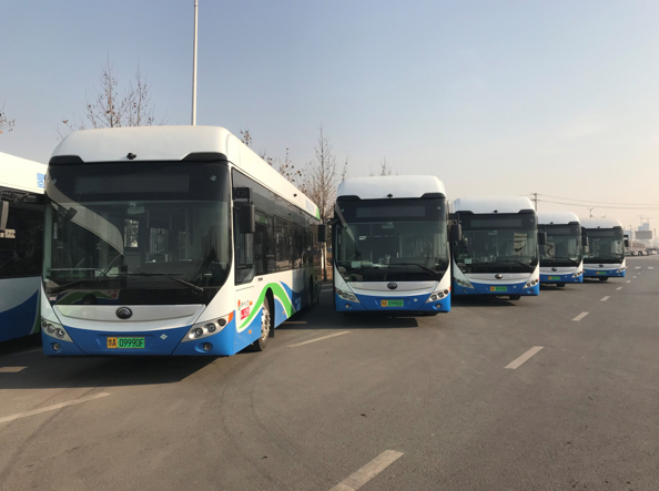 20辆宇通氢燃料电池公交车投入河南郑州运营 续驶里程500km