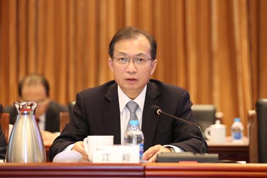 国家电投集团总经理江毅