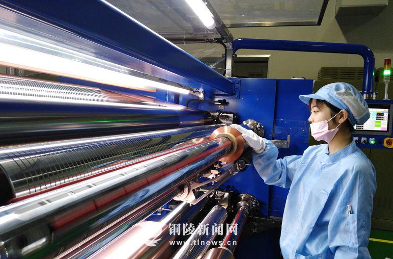 【铜箔周报】2019年铜箔企业分化将愈加明显!铜冠铜箔今年目标产销锂电箔1万吨
