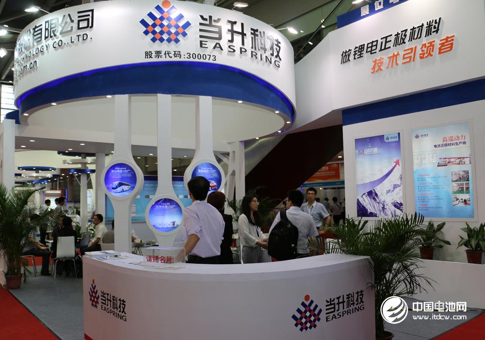 当升科技:固态锂电正极材料已完成对国内外多个客户送样