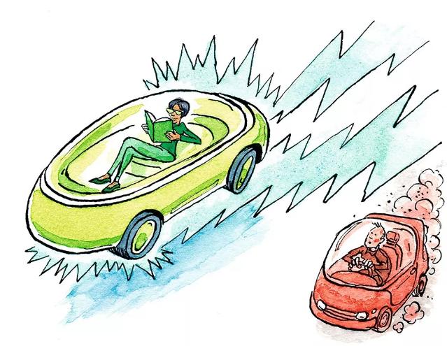 颠覆汽车行业 年轻客户更倾向短期租车或网约车出行