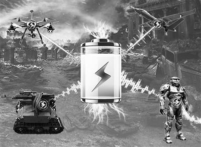 """燃料电池:信息化战场""""新能源"""" 军事应用走上""""快车道"""""""