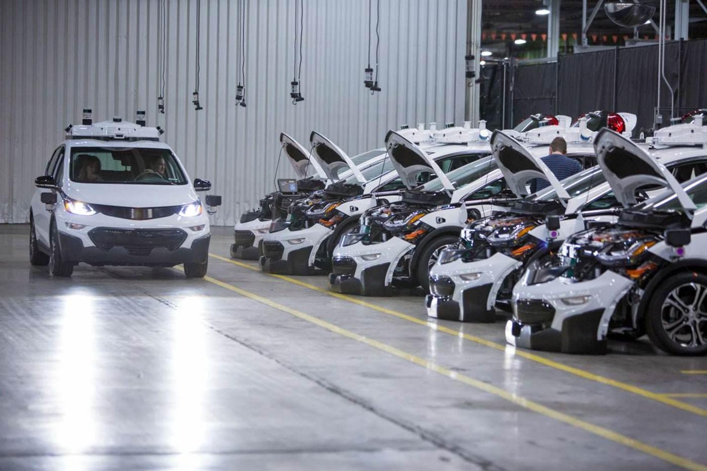 通用创新业务:电动汽车未盈利 自动驾驶三年亏15亿
