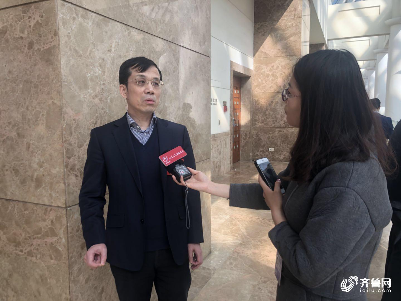 省政协委员彭胜军:山东5G来了 无人驾驶汽车还会远吗?