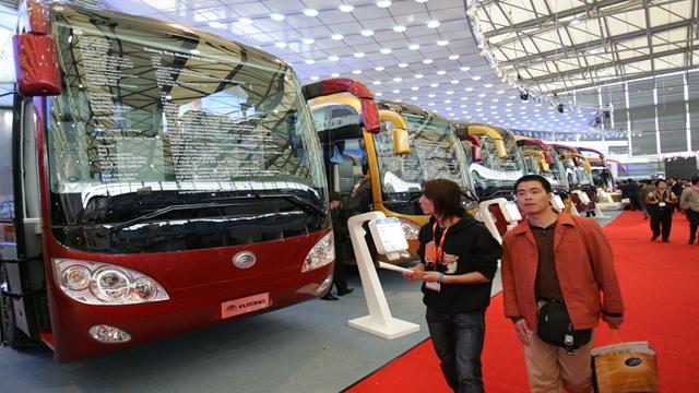 新能源成商用客车领域爆发点 1月新能源商用车销售1.1万辆