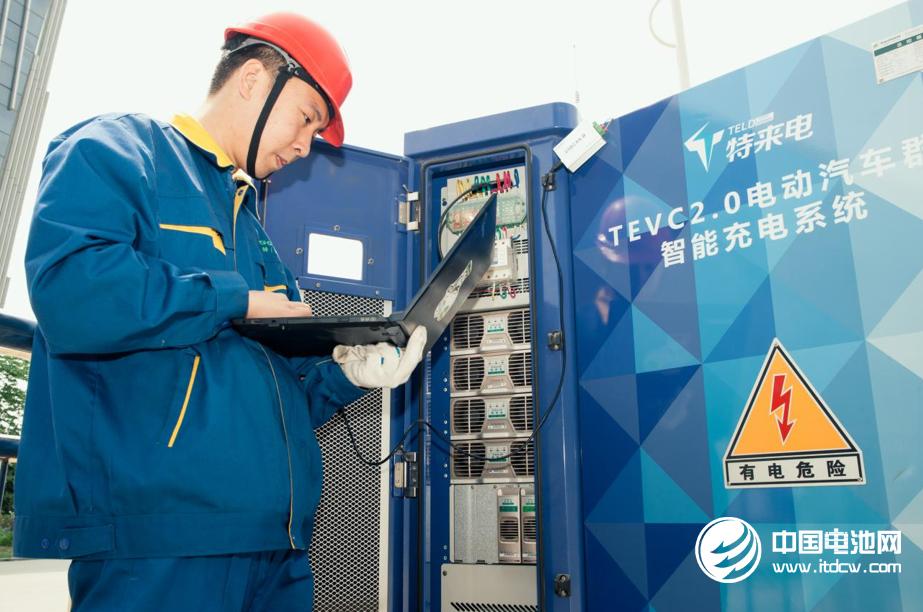 充电业务龙头优势显著 特锐德即将迎来收获期