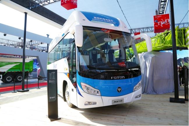 福田汽车1-5月新能源汽车生产2794辆 销售3228辆