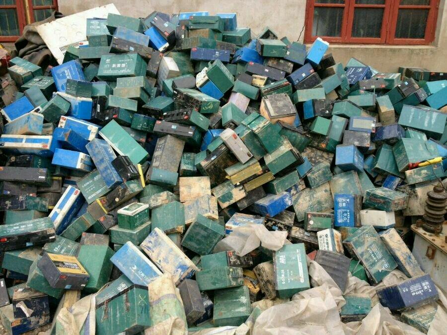 提高规范收集率 废铅蓄电池污染防治提速