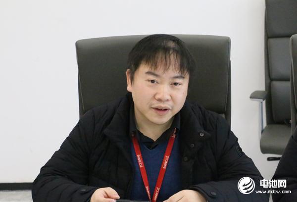中伟新材料研究院院长誾硕