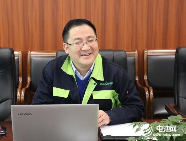 湖南电将军总经理杨金林