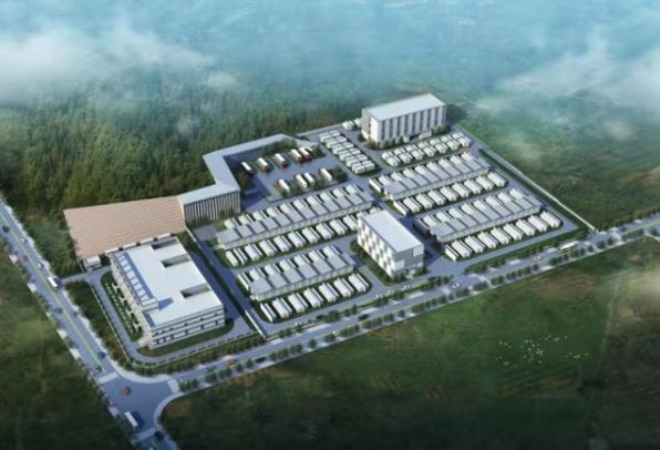"""国内最大""""充电宝""""在南京开建 储存电量够130个家庭用一年"""