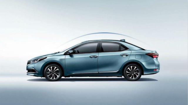 丰田品牌在华推出首款新能源车  借补贴东风拉升销量
