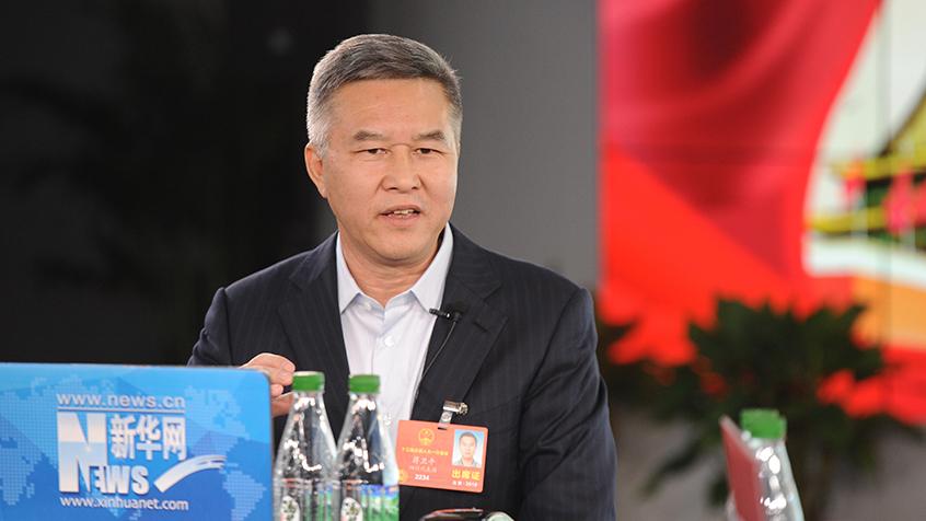 全国人大代表、天齐锂业股份有限公司董事长蒋卫平