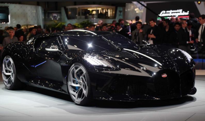开辟新领域 布加迪考虑推出纯电动汽车