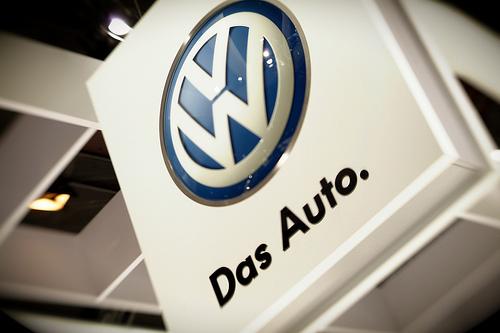 与合资伙伴谈增持合资股比 大众计划明年中国销售40万辆电动车