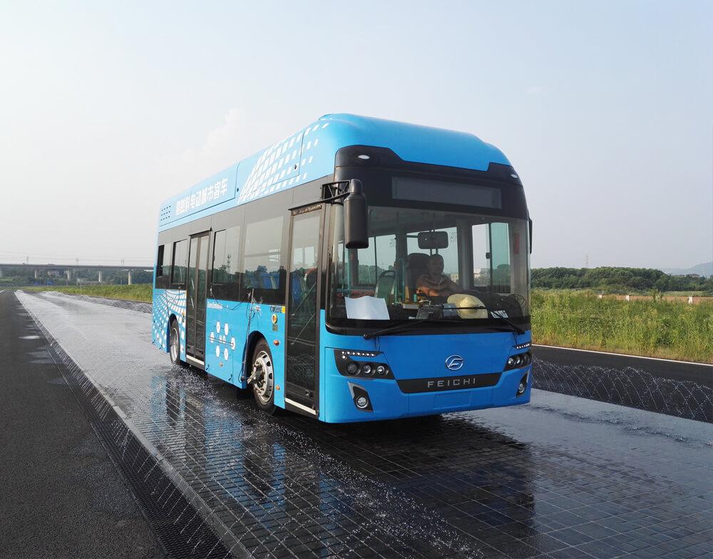 飞驰汽车氢燃料电池汽车
