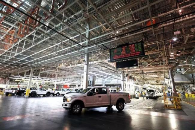 福特将在密西根建造其首款自动驾驶汽车 预计2021年投产