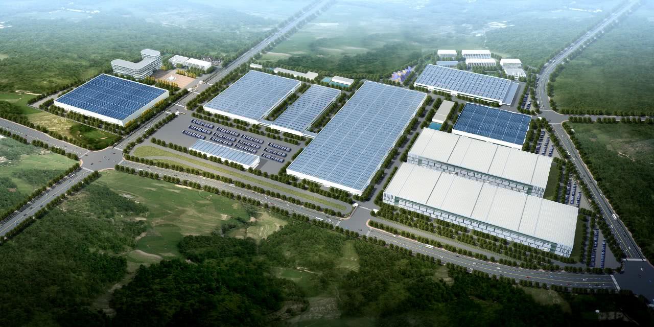 氢谷新能源汽车产业园项目