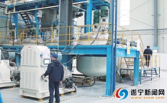 朗晟科技:年产5万吨锂电池正极材料一期项目建成投产