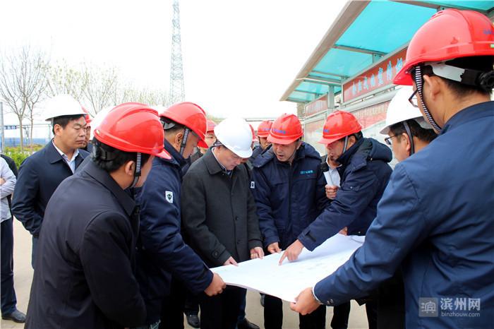 """以裕能化工NMP及配套项目为例 滨州试行""""拿地就开工""""新审批模式"""