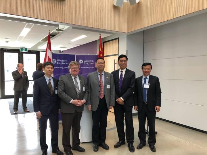 国联汽车动力电池研究院合作加拿大西安大略大学 研究固态电池