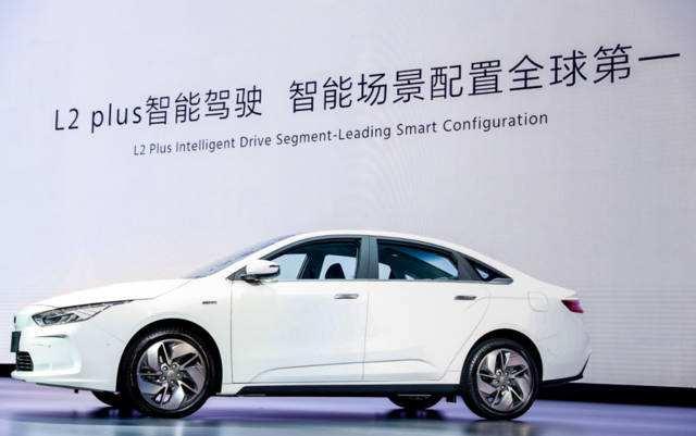 吉利欲用新能源重新定义汽车 几何品牌独立试水