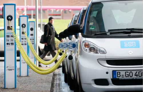 未来10年新增980万辆电动汽车 德国汽车转型之路几多坎坷