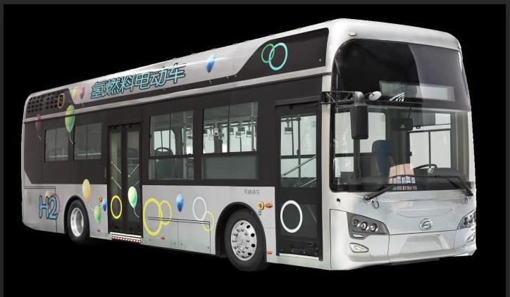氢燃料电动车