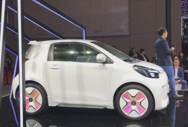 奇点将引进丰田技术 加快迷你电动汽车开发_