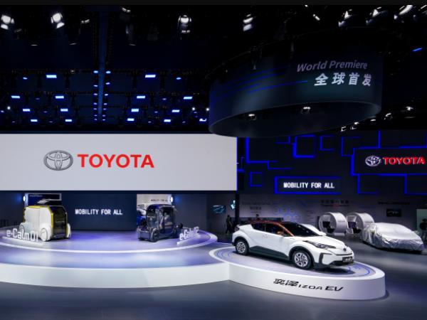 跨国车企深耕中国市场 电动化智能化产品来势汹汹