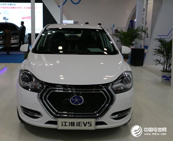 江淮汽车2018年营收500.92亿元 新能源乘用车销售6.37万辆